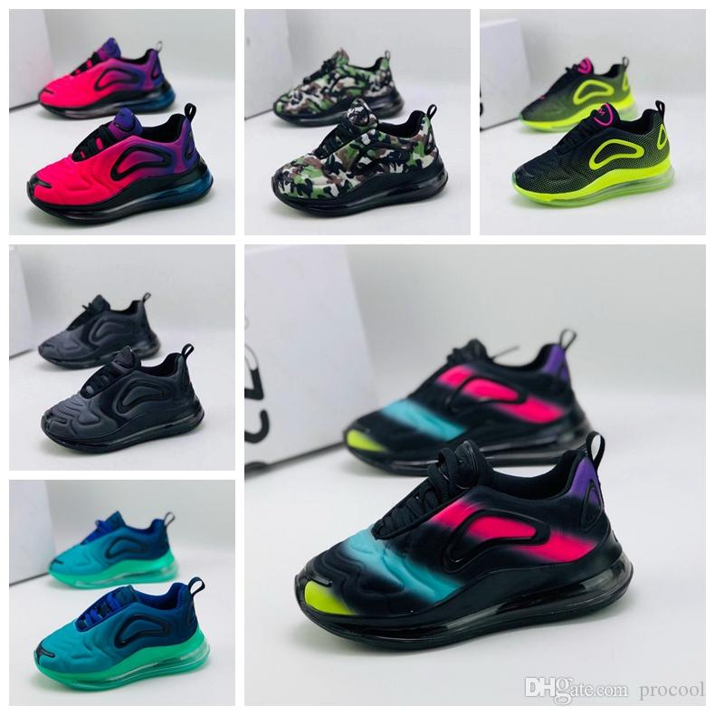 2020 Kids 720s Boys Running Shoes