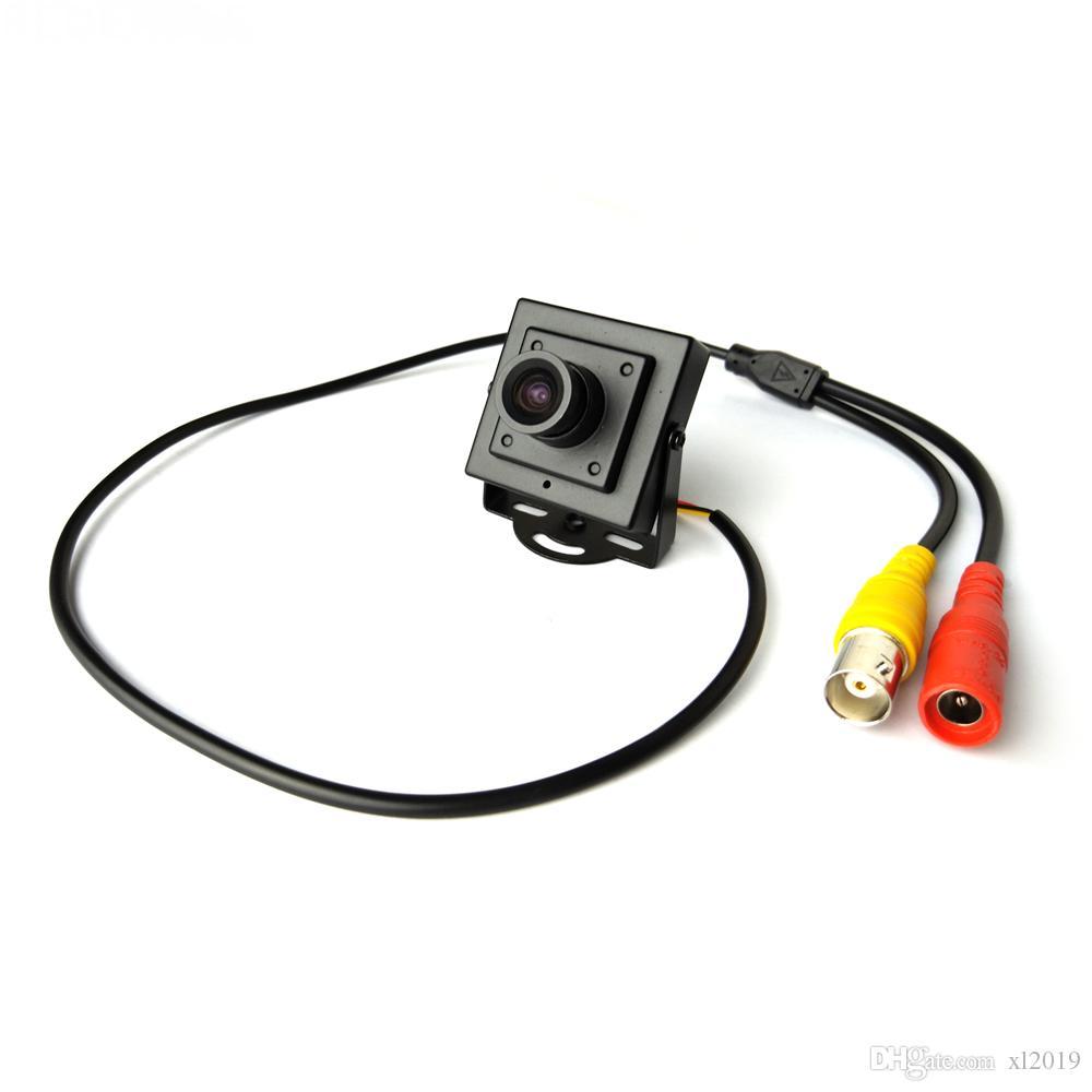 700TVL CMOS Analog Camera Full Metal Case 3.6mm Lens CCTV Home Video Surveillance Cameras