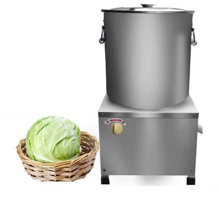 caldo in acciaio inox 220 di alta qualità commerciale alimentare Frutta centrifuga asciugatura macchina / Spin di verdure Dryer / Dehydrator
