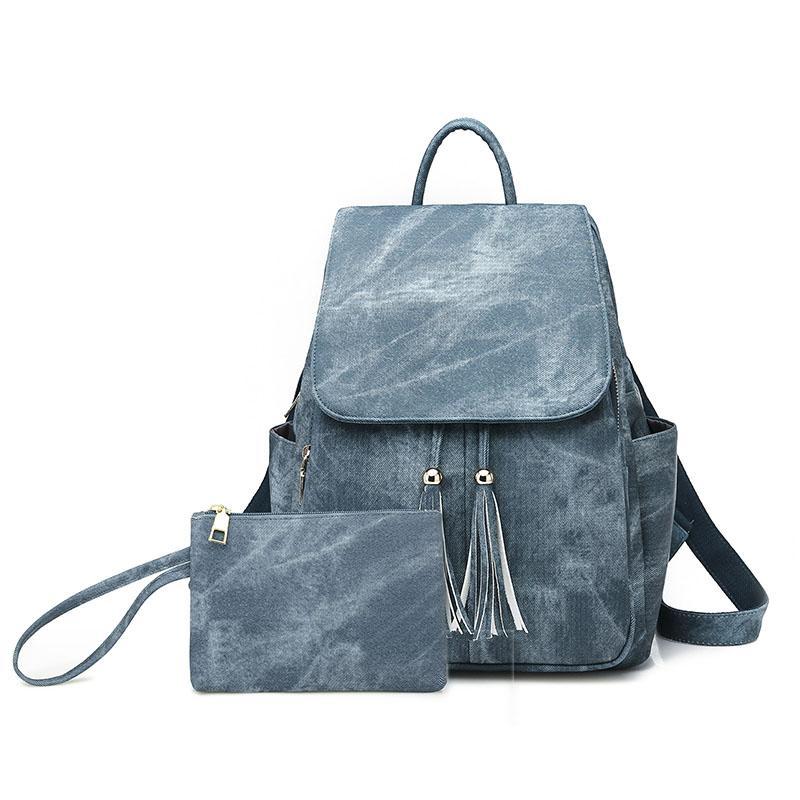 Women's Backpacks 2020 Mini Backpack Women's Leather Backpack UP School Girl Fashionable School Gag Minority