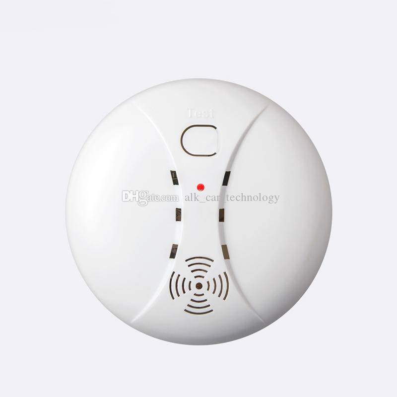 433 Mhz 315 Mhz Ev Güvenlik Akıllı Kablosuz Bağımsız Yüksek Hassas Duman Yangın SORUN Alarm Sensörü Dedektörleri Düşük Pil Hatırlatma koruyun