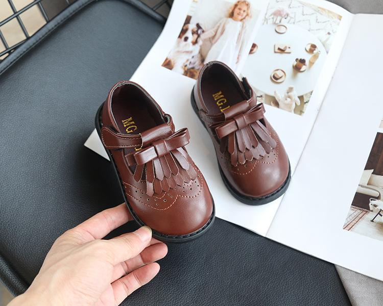 Spring Autumn Girls Boys Flat Shoes