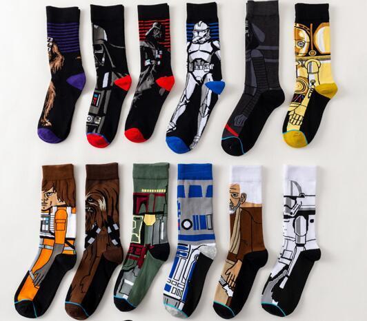 Adolescente Adulto Sock Mulheres Homens 100% algodão orangotango Fashion Design socking Skate Symmetry lazer meias