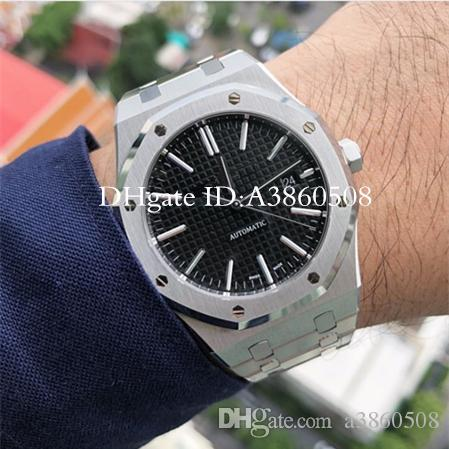 Top Homens Relógios japonês 8215 Automatic Movimento Miyota aço inoxidável impermeável 42 milímetros Sport Watch, montre de luxe, orologio di lusso