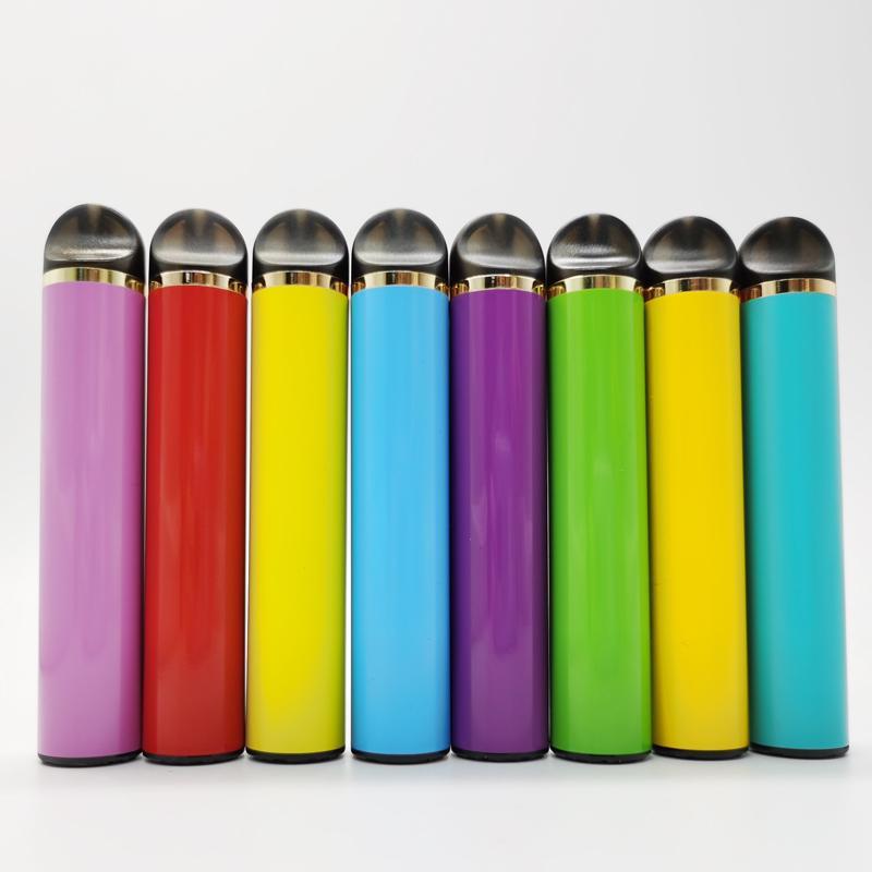 Tek kullanımlık Cihaz Kutusu Custom Made in boşaltın Packaging ile Vape Kalem Starter Kitleri 5ml Bakla 650mAh Pil Vaporizer Kalemler Ecigs Setleri