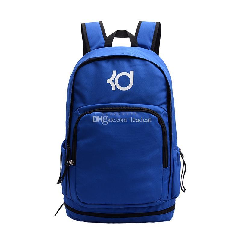 KD Basketball Backpack High Quality Men Women Stylist Bag Large Capacity Devin Durant Bag Sport Travel Bag
