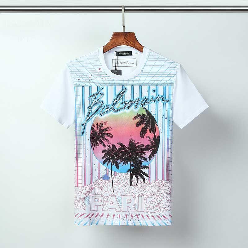 2020 дизайнер поло рубашки мужская мода одежда короткий рукав классический роскошный тенниску высокого качества бизнес случайные женщина M-3XL