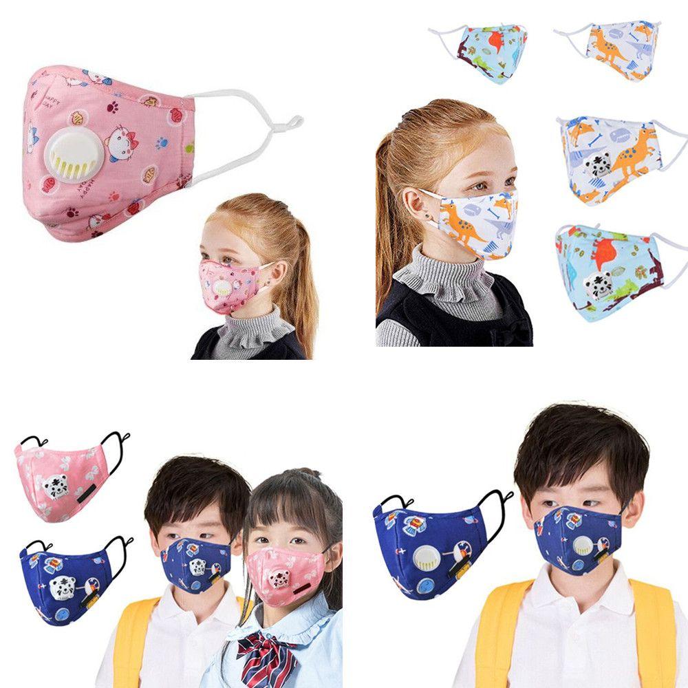 маску для лица дизайнера РМ2,5 лиц Маски дыхания клапана пылезащитного Хлопок рот Маска моющегося Респиратор Регулируемая маска для лица