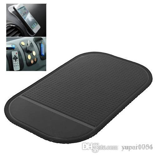 1 pcs Car Interior Accessories Magic Anti-Slip Reusable Dashboard Sticky Pad Non-slip Mat Holder For GPS Cell Phone Car Styling