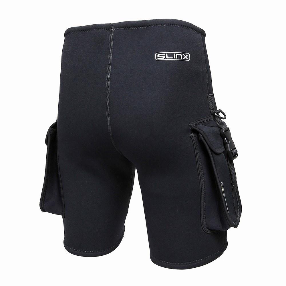 Muta Pantaloncini da Uomo Donna in 3mm Neoprene per Canoa Kayak Surf Nuoto
