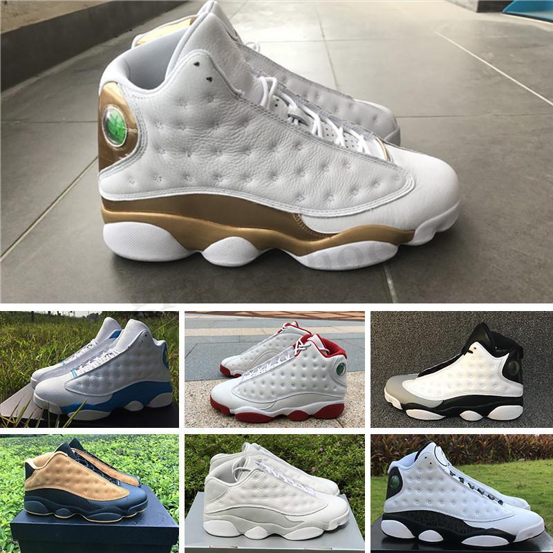 NIKE Air Jordan 13 Retro 2018 Chegada nova alta qualidade Jumpman 13 tênis de basquete Homens Sapatilhas XIII homens Sports Basketball Mens sapatos PP03
