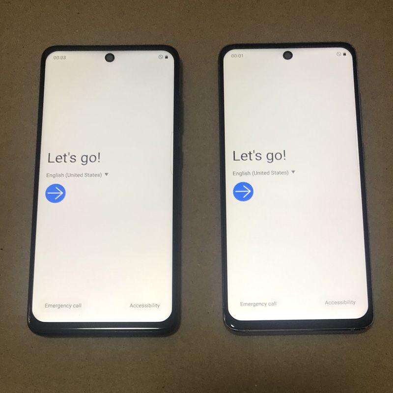 6.9 بوصة Goophone S20 الترا 6.7 بوصة Goophone S20 S20 + زائد رام 1GB ROM 16GB ID الوجه WCDMA 3G رباعية النواة كاميرا 8.0MP مشاهدة 512G PK برو 11 ماكس