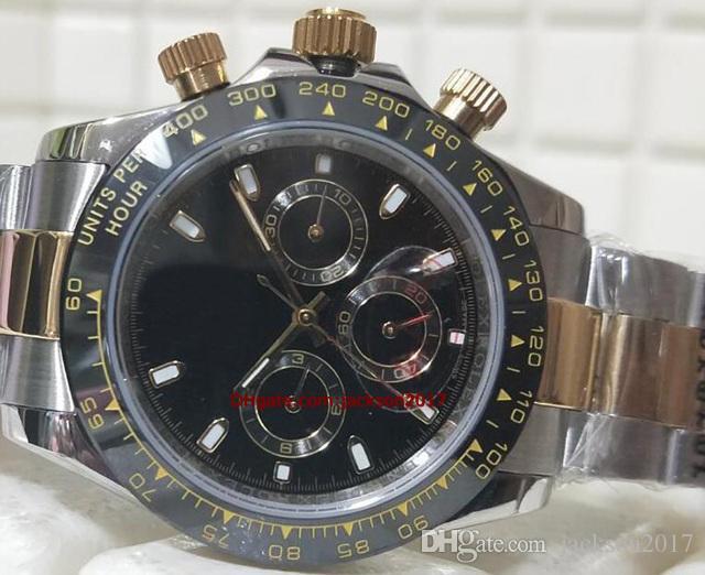 Рождественский подарок 20 стиль 11 мужчин часы 40 мм 116503 116520 116523 116523 116518 116509 116506 116500 16528 116503 Дата Сапфира автоматическая
