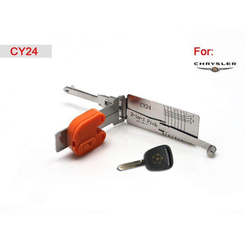 Smart Auto CY24 2 en 1 auto pick and décodeur, outil de serrurier Livraison gratuite