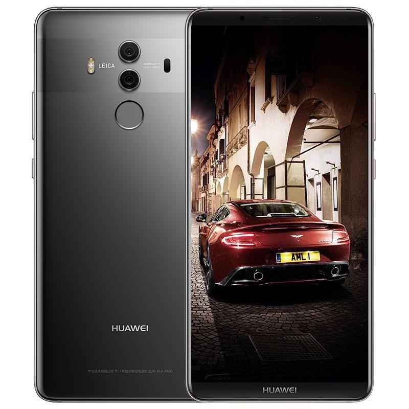 "Original Huawei Mate 10 Pro 4G LTE Cell Phone Kirin 970 Octa Core 6GB RAM 64GB ROM Android 6.0"" 20MP NFC Fingerprint ID Smart Mobile Phone"