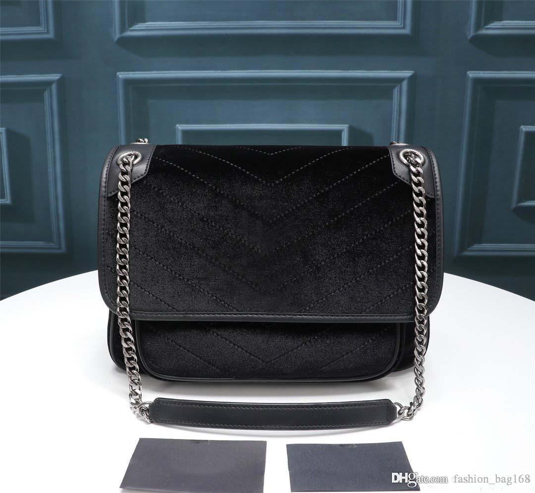 Top ventas diseñador de moda de lujo del cuero del hombro del bolso de señora de alta calidad bolsas Bolso de cuero clásico Leyenda del hombro del bolso de Crossbody