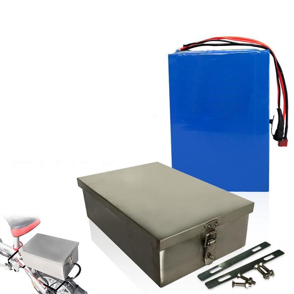 batería de la e bici de la batería 12v 24v 36v 48v 60v 72v en venta pila eléctrica con display