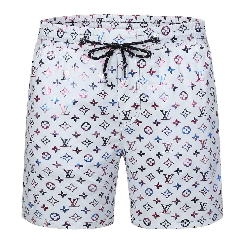 20ss pantaloni pista tessuto impermeabile della spiaggia di estate pantaloni da uomo bicchierini del bordo di spuma degli uomini Shorts Costume Sport Pantaloncini 2z