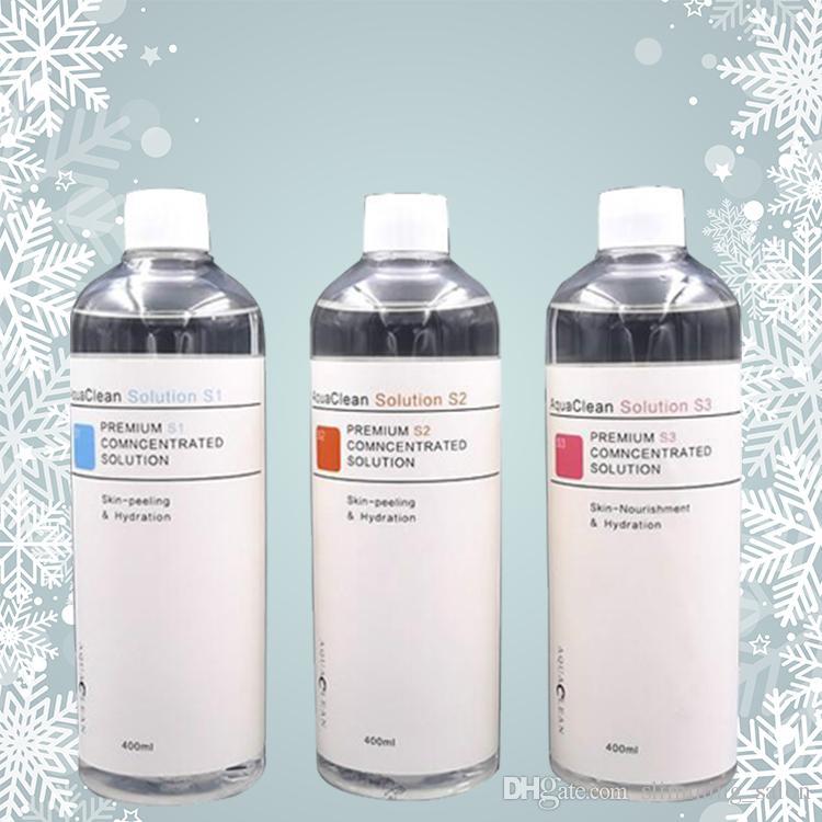 Aqua Peeling Solution / Aqua Peel Concentrated Solution 400ml Per Bottle Aqua Facial Serum Hydra Facial Serum For Normal Skin Fast Shipping
