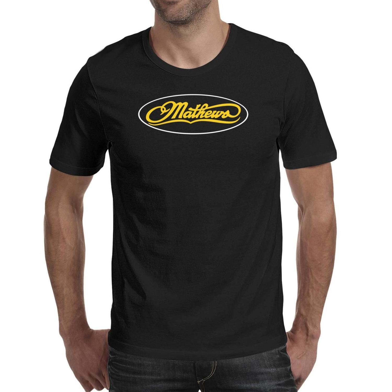 Mens Fashion Mathews Archery preto Rodada pescoço camisa t Casual Slogan camisas Gay composto arco íris do orgulho arco branco do logotipo mármore Lancaster