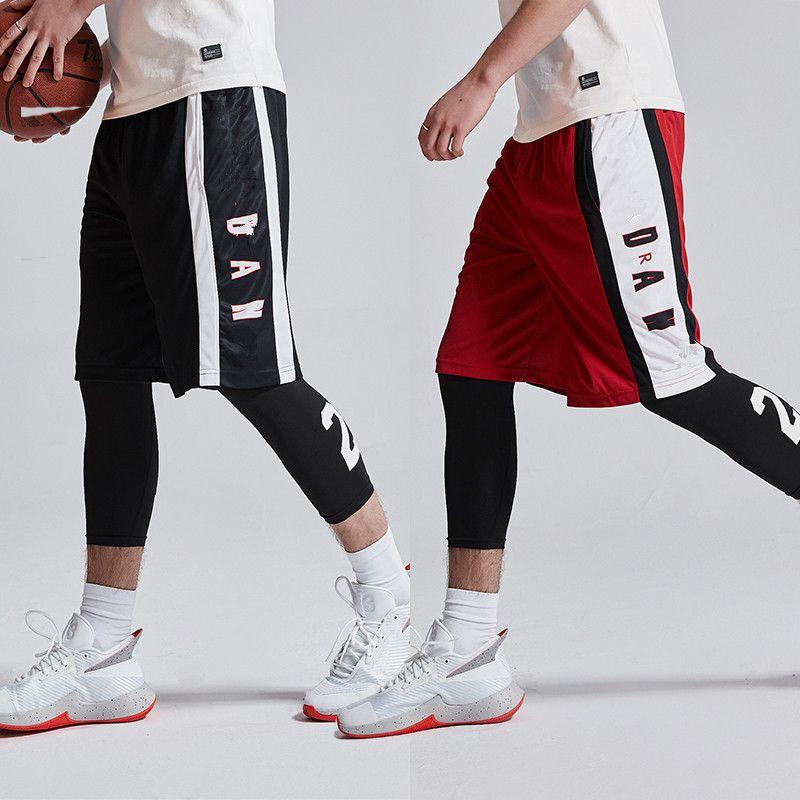 Мужские дизайнерские Летние Шорты Брюки Мода Письмо печати Шорты 2019 Сыпучие спортом Бег Баскетбол Фитнес шорты 2 цвета размер M-3XL Бест