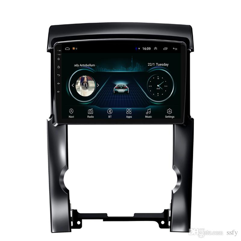 Android car GPS navigation radio AM FM Resolution HD1080 display Resolution 1024 * 600 USB for KIA sorento 2012 10.1inch