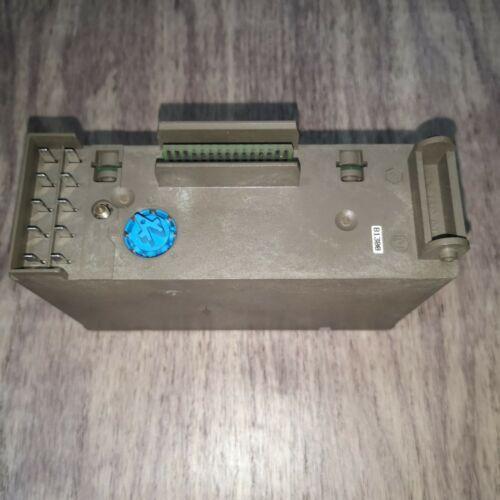 Siemens 6ES54378EA12 6ES5 437-8EA12 sistema di controllo industriale Usato