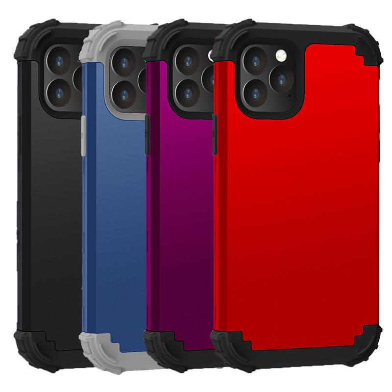 For Iphone 11 Case 3 In 1 Cell Phone Cases Heavy Duty Shockproof Full Body Protection Cover Compatible with Samsung S21 Ultra