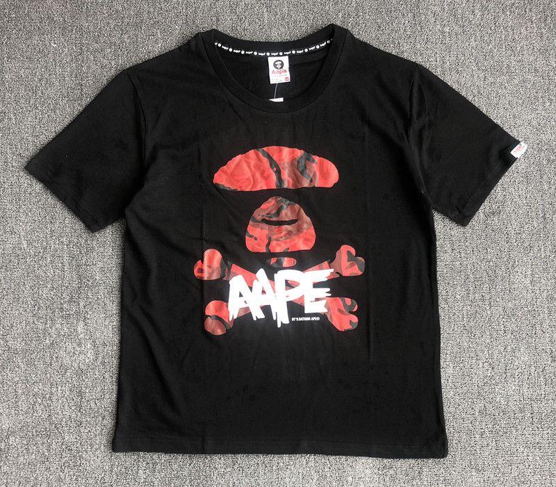 2020 neue Marken-Designer-Mann-T-Shirt für Frauen-Männer-T-Shirt mit kurzen Ärmeln Shirts Luxus Brief Sommer Designer-T-Shirts Kostenloser Versand 20040901D