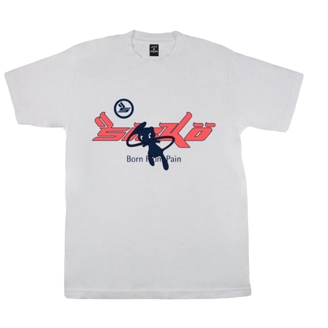 Случайные стили мужские рубашки рукава x улица короткая радость свободных FLA Sicho 4 футболки IAN CONNOR Pian Retro T высокая женская одежда LSUJF