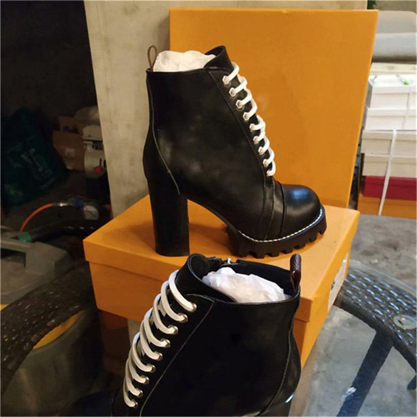 Lace Up Ribbon New Arrival Women Boot Winter Shoe
