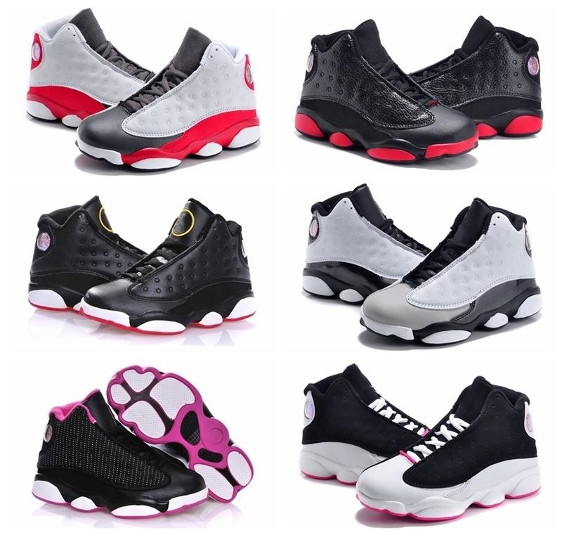 Quality Top New 13 Kids Basketball Shoes For Boys Girls Sneakers Children Babys 13s Running Shoe Designer Shoes Kids Trainers Birthday Gift