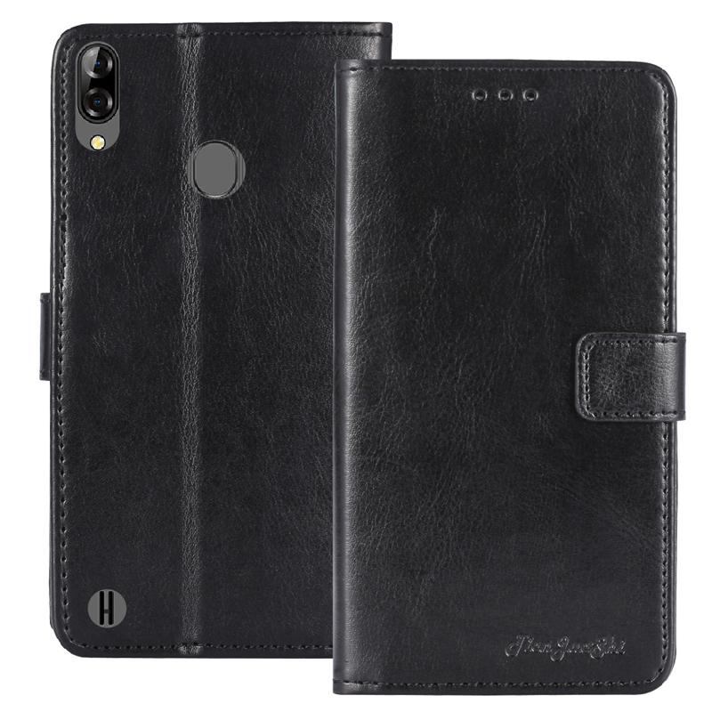 YLYH TPU Silicone Protect Deluxe Leather Gel Cover Phone Case For Blackview A7 A60 BV6800 Pro BV5500 BV5900 BV6100 Shell Wallet Etui Skin