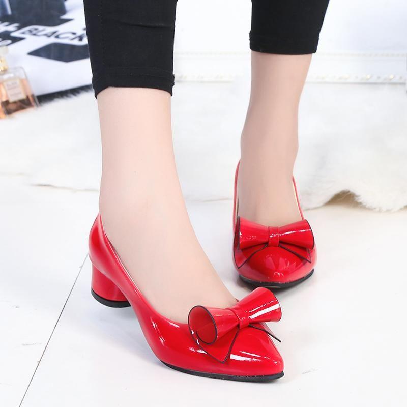 bayanlar alçak topuklu ayakkabı