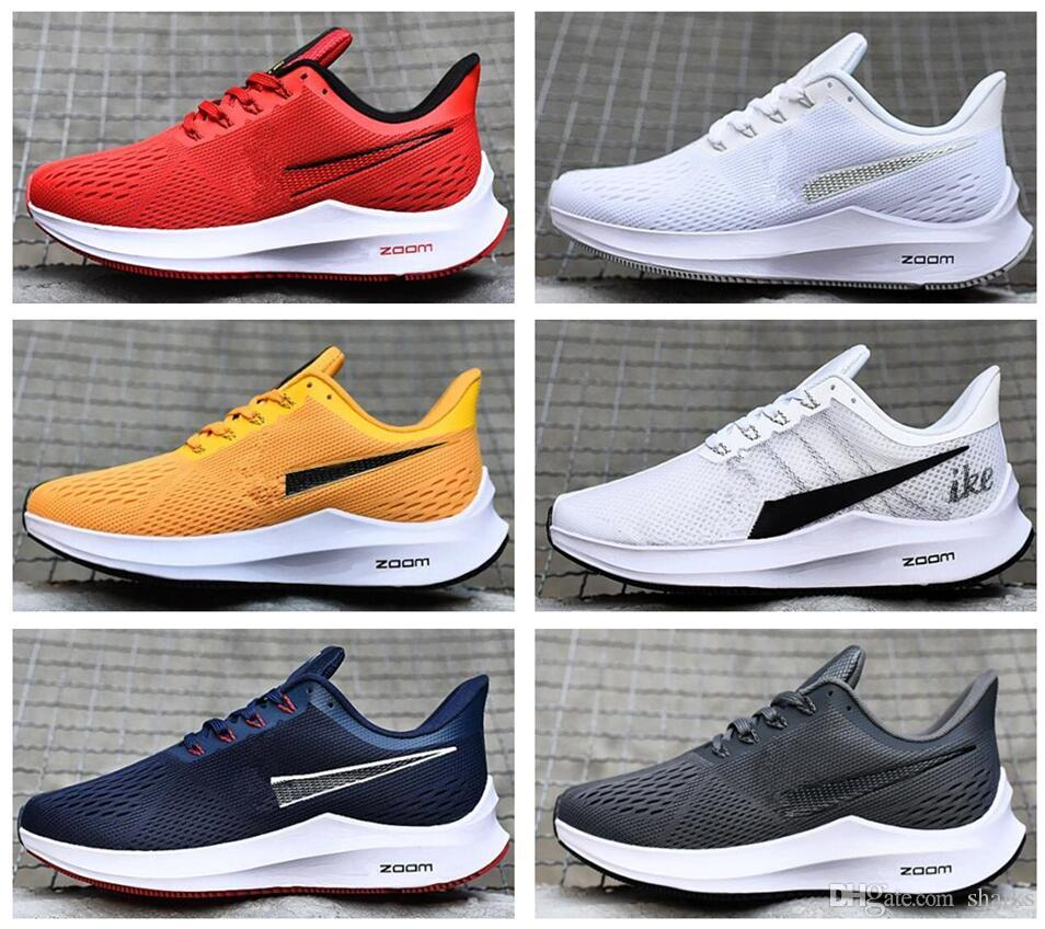 2020 air Zoom Pegasus V6 Turbo man running shoes zoom v6 Mesh surface Classic Gauze upper trainers Sports Sneakers walking fashion