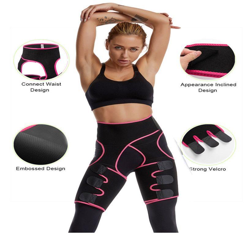 Soutien à la taille Femmes Yoga Ensemble imprimé sans manches Dossier décontracté String Bandage Creux Pantalon long Pantalon High Pocket Wrap 2021