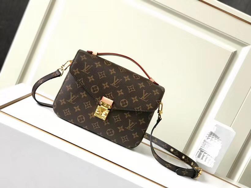Classic high-end customized luxury designer women's handbag fashion messenger bag one shoulder handbag