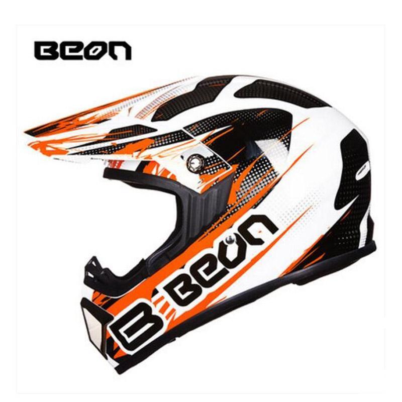 Paesi Bassi BEON Off-Road Casco moto ABS Motorcross Mountain Bike Helmets B600 Knight Racing Casco Casco Moto Elmets Formato M L XL