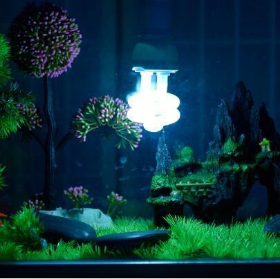 5.0 10.0 UVB 13W 파충류 전구 UV 램프 동식물 사육장 테라리움 거북이 거북이 뱀 애완 동물 난방 전구 E27
