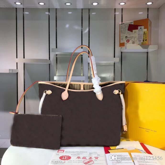 Kadın Gerçek Deri Zincir Çanta Omuz Çantası GM PM Çanta 8 renk için en Marka gerçek Deri Kadınlar Klasik çantaları Tasarımcı Totes Cüzdan