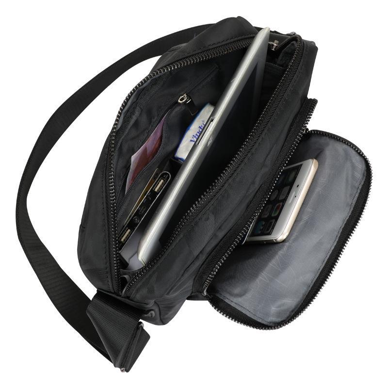 New Bag Mens Origin Custom Casual Bag Shoulder Bag Mens Korean-Style Shoulder