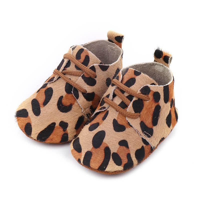 2020 Leopard Baby Shoes Zebra Toddler