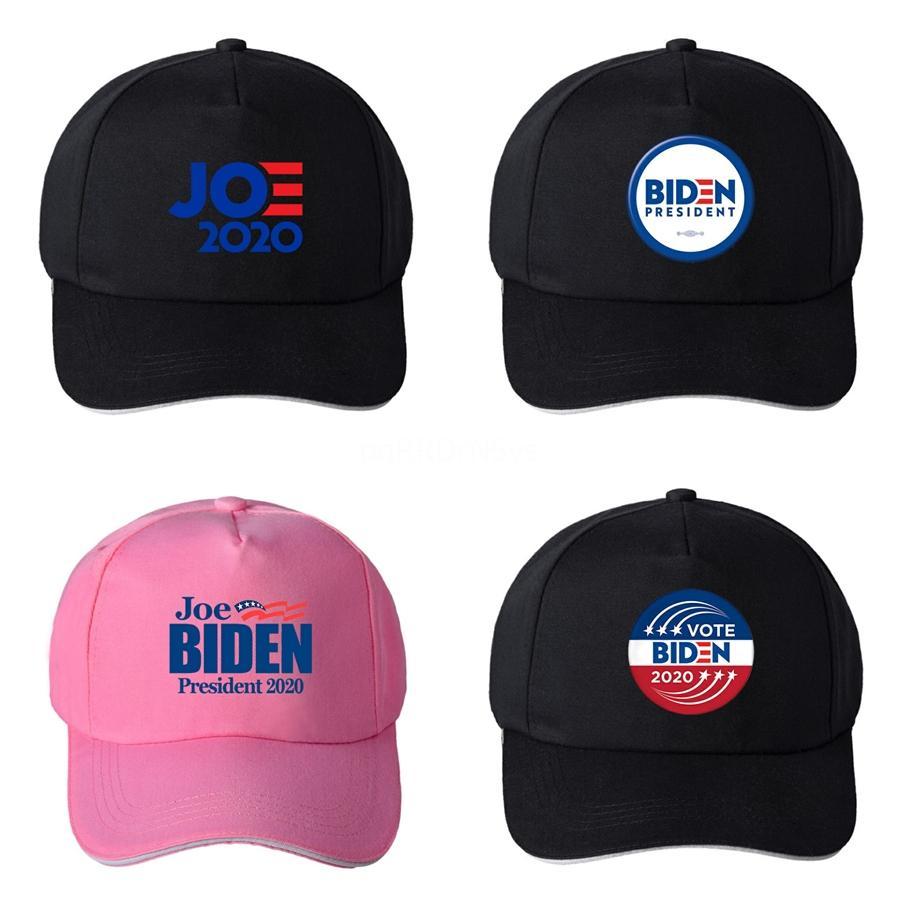 Freies Dhl Biden 2020 Baseballmütze Keeping America Great Again USA-Flaggen-Hysteresen-Lip-Stickerei-Hut 3 Farben # 360