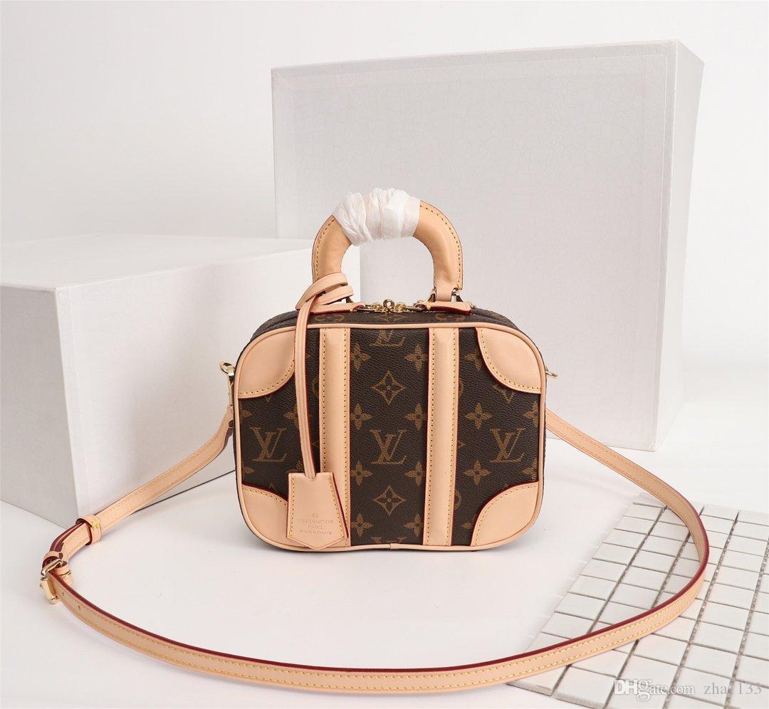2020 в настоящее время последней моде плеча, сумка, рюкзак, Кроссбоди мешок, талии мешок, бумажник, дорожные сумки, высокое качество, совершенное 20 * 16 * 7см