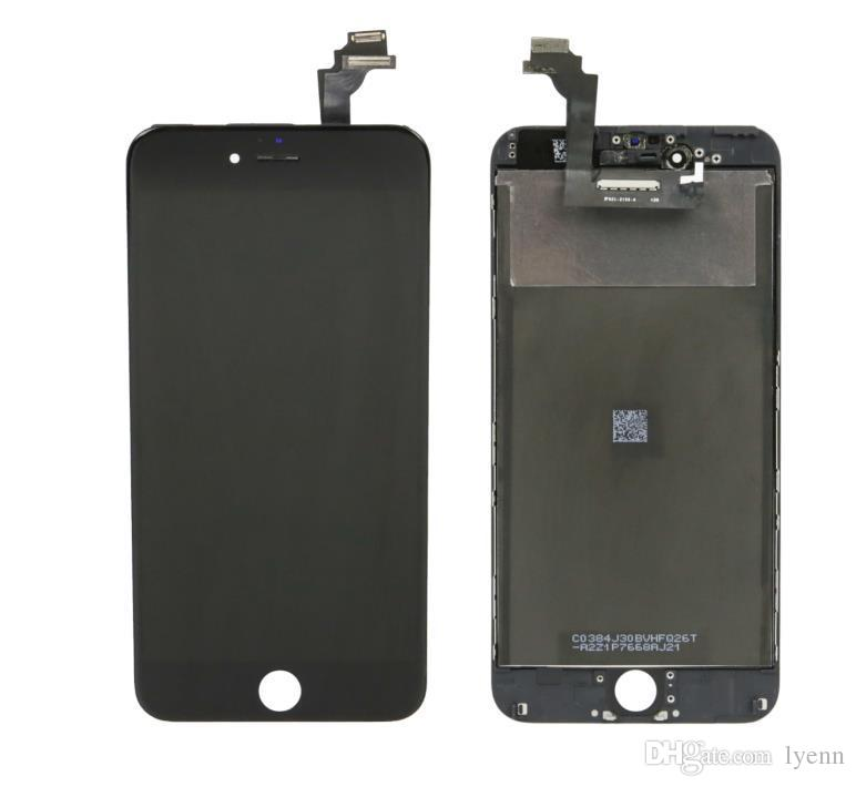 Better Brigtness Premium ESR LCD for iPhone 6 plus Full Sight Angle High Quality LCD Display with Touch Screen Digitizer Assembly