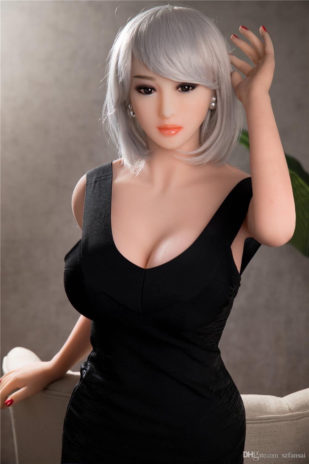 140cm Sexy Hot Girl Big Boobs Japan Full Silicone Sex Doll for Porn Men Masturbation Sex Toys