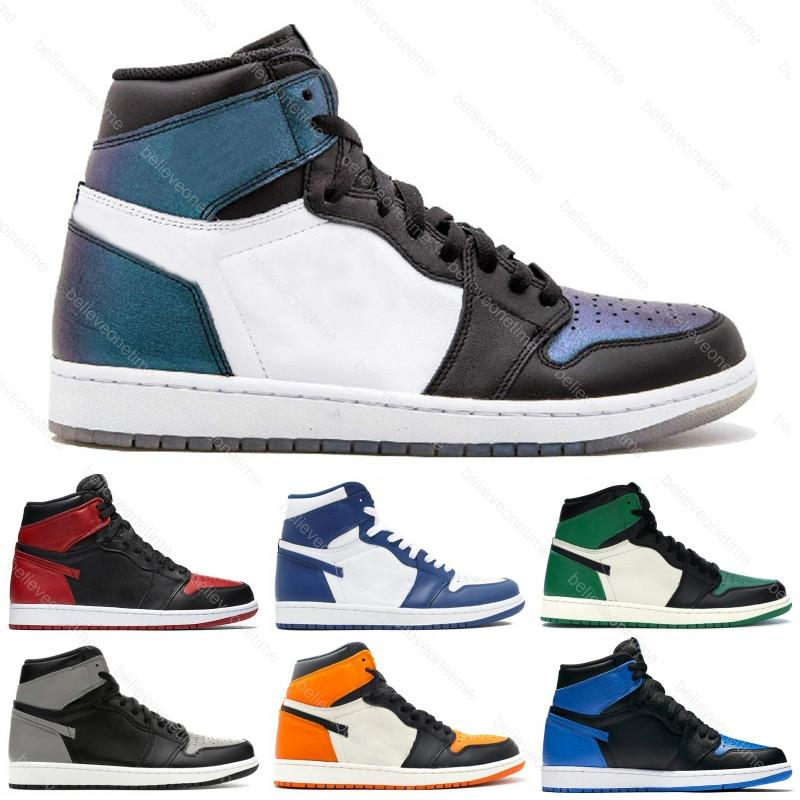 With Socks 1 High Mens Basketball Shoes