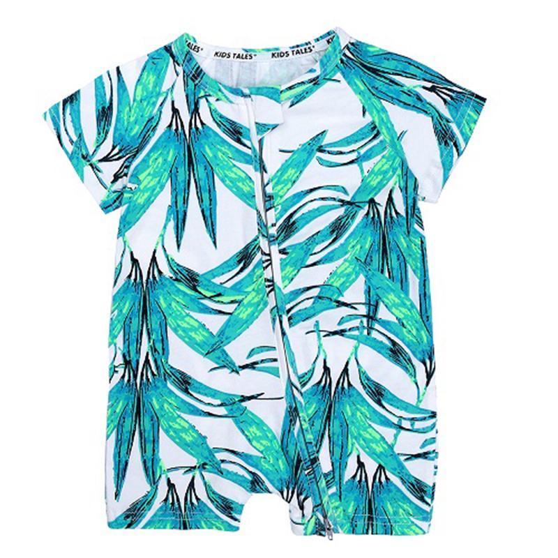Été New manches courtes vêtements pour les garçons nouveau-nés Bébé Romper enfants coton nouveau-né unisexe pour bébé Pyjamas Garcons Costumes HY2313G