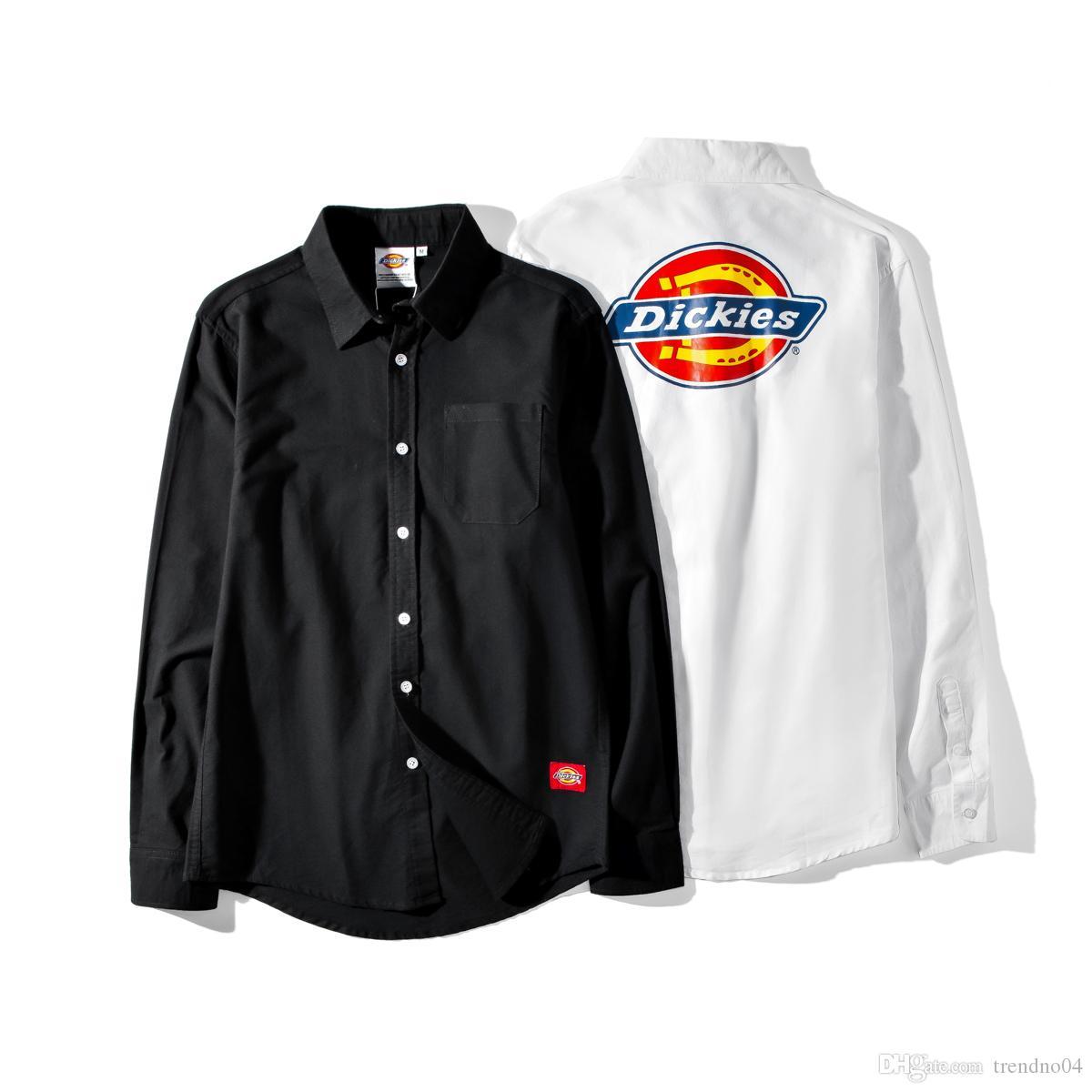 2020 / pecheras de diseño camisas de los hombres de los zapatos de lujo de aire de diseño italiano de la moda salvaje camisa clásica más vendido camisa boutique de alta calidad