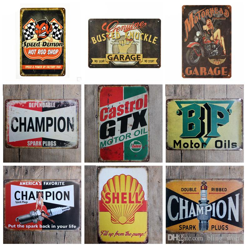 Metal Tin Sign fill me up baby  Decor Pub Bar Home Vintage Retro Poster